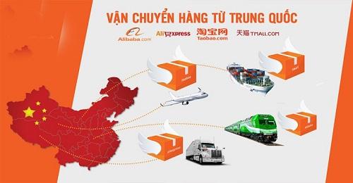 Dịch vụ đặt hàng Trung Quốc